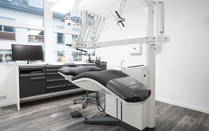 Instalaciones de Clinica Dental Logroño